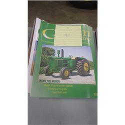 2011 JD GREEN MACHINE MAGAZINE 12 ISSUES