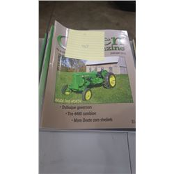 2012 JD GREEN MACHINE MAGAZINE 12 ISSUES