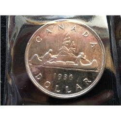 1936 Canada Dollar