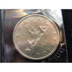 1955 Canada Dollar