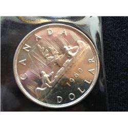 1960 Canada Dollar