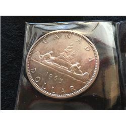 1965 Canada Dollar