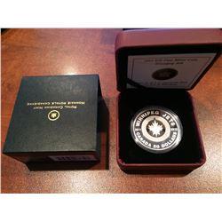 2011 RCM - $20 Silver Winnipeg Jets