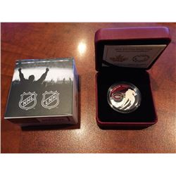 2015 RCM - $10 Silver Montreal Canadians - O'Canada