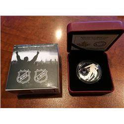 2015 RCM - $10 Silver Toronto Maple leafs - O'Canada