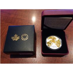 2014 RCM - $20 Silver Maple Canapoy Autumn Allure