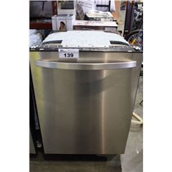 KEN MOORE STAINLESS STEEL DISHWASHER