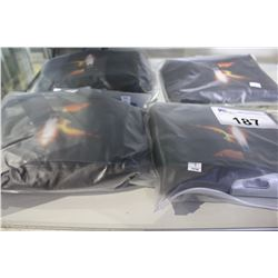 SIX LIGHT UP T-SHIRTS
