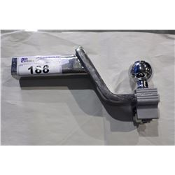 STAINLESS STEEL TRAILER HITCH