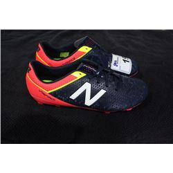 PAIR OF NEW BALANCE CLEATS SIZE 6