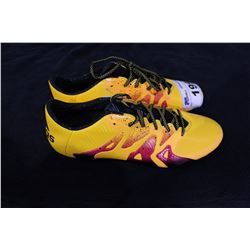 PAIR OF ADIDAS CLEATS SIZE 12