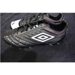 PAIR OF UMBRO CLEATS SIZE 12