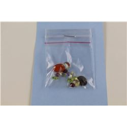15.5CT LOOSE ASSORTED GEMSTONES, VARIOUS CUTS AND COLORS, HIGH QUALITY