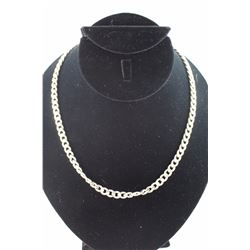 STERLING SILVER 925CHAIN NECKLACE