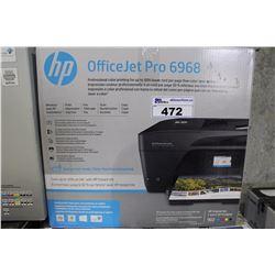 HP OFFICE JET PRO 6968 PRINTER