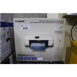 CANON PIXMA MG 5520 ALL IN ONE PRINTER