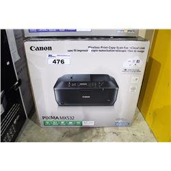 CANON PIXMA MX 532 ALL IN ONE PRINTER