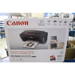 CANON PIXMA MG3029 PRINTER