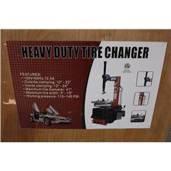 HEAVY DUTY TIRE CHANGER NEW IN BOX