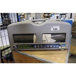 REFLECTOR TELESCOPE 600 POWER IN CASE