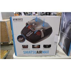 SHIATSU AIRMAX FOOT MASSAGER