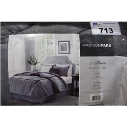 7 PIECE KING COMFORTER SET