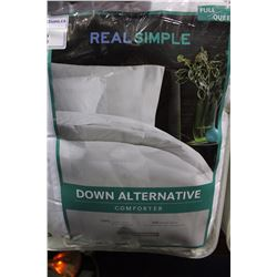 QUEEN SIZE DOWN ALTERNATIVE DUVET