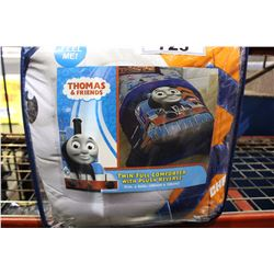 THOMAS AND FRIENDS TWIN BED SET