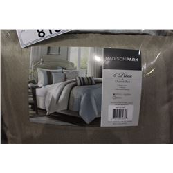6 PIECE QUEEN SIZE DUVET SET