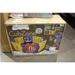 CLUBZONE CHILDREN'S PLAY PEN