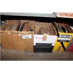 SHELF LOT - VINTAGE VINYLS