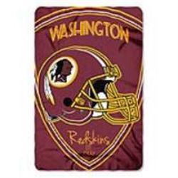 WASHINGTON REDSKINS 40X60 FLEECE THROW