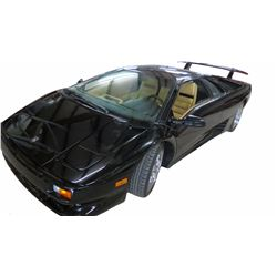 1994 Lamborghini Diablo VT Coupe; 5.7L V12 F DOHC 48V; Standard Transmission; Gasoline; All Wheel Dr