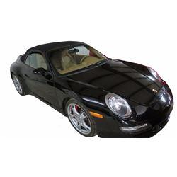 2006 Porsche 911 Carrera 4S Cabriolet Convertible; 3.8L H6 F DOHC; Standard Transmission; Gasoline;