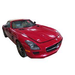 2013 Mercedes-Benz SLS AMG GT Convertible; 6.3L V8 F DOHC 32V; Auto Transmission; Gasoline; Rear Whe
