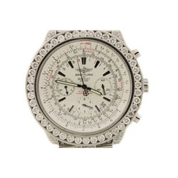 WATCH:  [1] Stainless steel gents Breitling for Bentley Motors Special Edition Automatic Chronograph