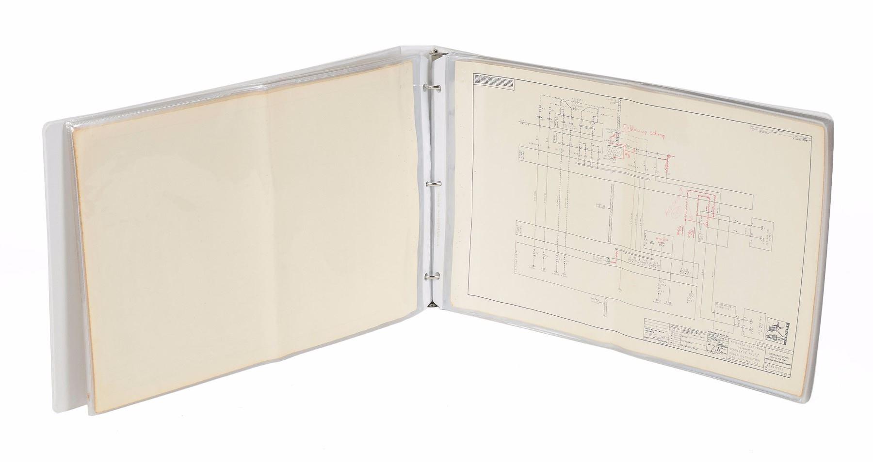 image 5 : mercury redstone 1960 gse electronics schematics