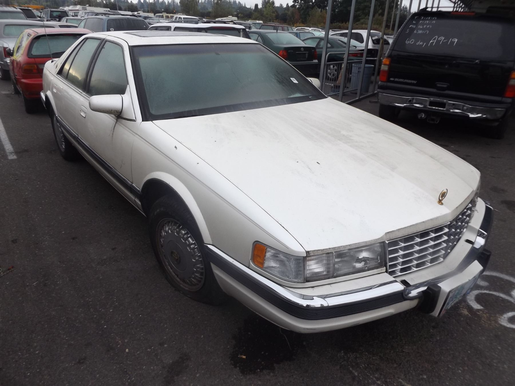 1994 Cadillac Seville - Speeds Auto Auctions