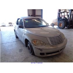 2008 - CHRYSLER PT CRUISER