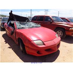 1999 - PONTIAC SUNFIRE//RESTORED SALVAGE