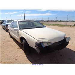 1997 - FORD THUNDERBIRD//RESTORED SALVAGE