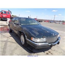 1992 - CADILLAC SEVILLE//RESTORED SALVAGE