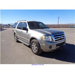 2008 - FORD EXPEDITION XLT