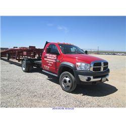 2008 - DODGE 4500 PULLER