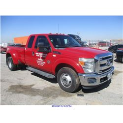2011 - FORD F350