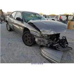 1996 - CHRYSLER CONCORDE // SALVAGE TITLE