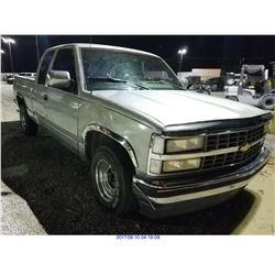1992 - CHEVROLET CK 1500