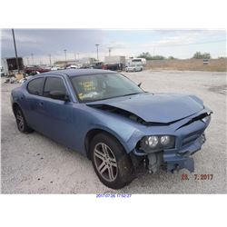 2007 - DODGE CHARGER