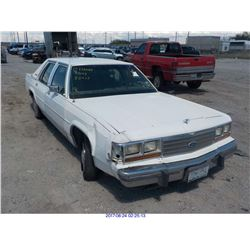 1990 - FORD CROWN VICTORIA