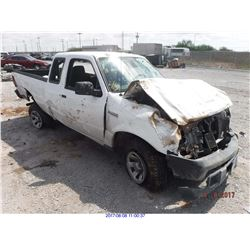 2006 - FORD RANGER // SALVAGE TITLE